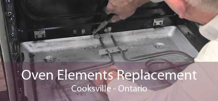 Oven Elements Replacement Cooksville - Ontario